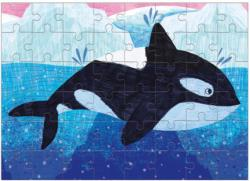 Orca Under The Sea Miniature Puzzle