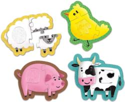 Farm Animals Pig Children's Puzzles