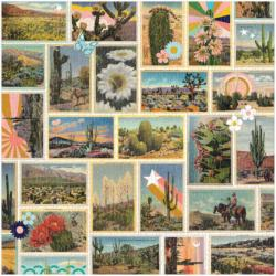 Painted Desert Photography Jigsaw Puzzle