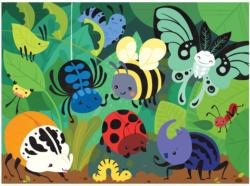 Beetles & Bugs Butterflies and Insects Children's Puzzles