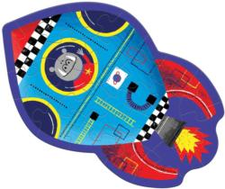 Spaceship (Mini) Space Children's Puzzles