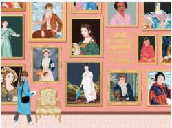 Herstory Museum Library / Museum Jigsaw Puzzle