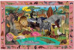African Safari Africa Jigsaw Puzzle