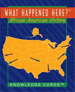 What Happened Here:  African-American History