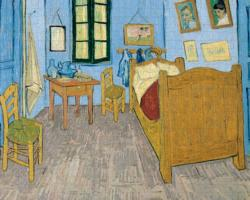 Van Gogh's Bedroom At Arles Impressionism Jigsaw Puzzle
