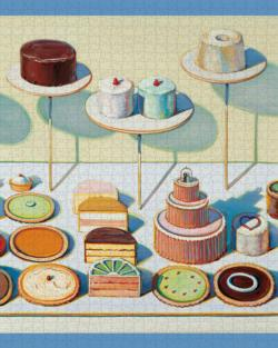Cakes & Pies  Sweets Jigsaw Puzzle