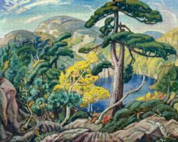 Bright Land Nature Jigsaw Puzzle