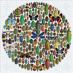Exquisite Creatures II Collage Impossible Puzzle