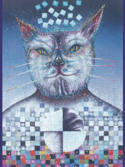 El Gato Graphics / Illustration Jigsaw Puzzle