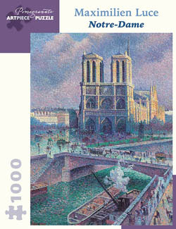 Notre-Dame - Scratch and Dent Contemporary & Modern Art Jigsaw Puzzle