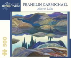 Mirror Lake Lakes / Rivers / Streams Jigsaw Puzzle