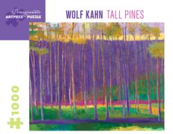 Tall Pines Forest Jigsaw Puzzle