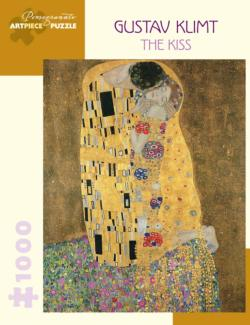 The Kiss Contemporary & Modern Art Jigsaw Puzzle