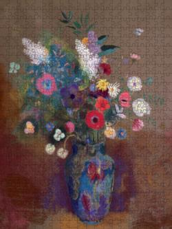 Bouquet of Flowers Flowers Jigsaw Puzzle