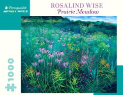 Prairie Meadow Flowers Jigsaw Puzzle
