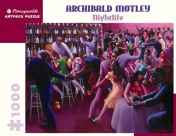 Nightlife Dance Jigsaw Puzzle
