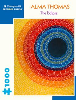 The Eclipse Abstract Jigsaw Puzzle