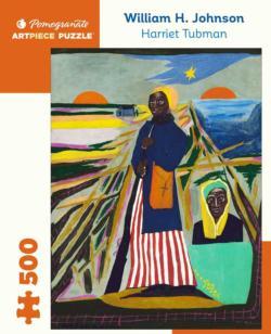 Harriet Tubman Americana & Folk Art Jigsaw Puzzle