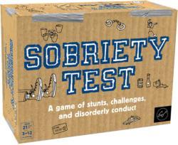 Sobriety Test Jigsaw Puzzle