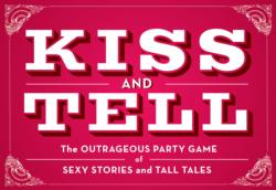 Kiss and Tell: Game Jigsaw Puzzle
