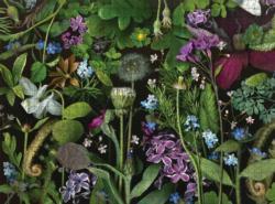 Siri's Lilac Plants Jigsaw Puzzle