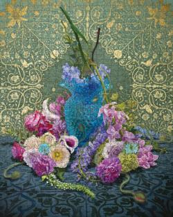 Nimbus Flowers Jigsaw Puzzle