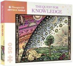 The Quest For Knowledge Nature Jigsaw Puzzle