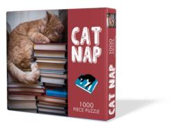 Cat Nap Cats Jigsaw Puzzle