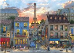 Evening in Paris Paris Jigsaw Puzzle