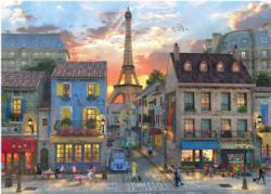 Evening in Paris Paris Jigsaw Puzzle