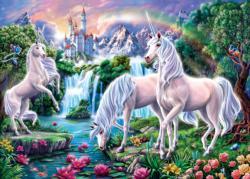 Unicorn Paradise Unicorns Jigsaw Puzzle