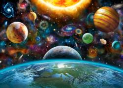 The Universe Space Jigsaw Puzzle