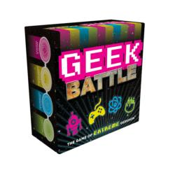 Geek Battle Game Jigsaw Puzzle