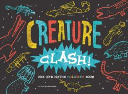 Creature Clash! Mix and Match Color Math