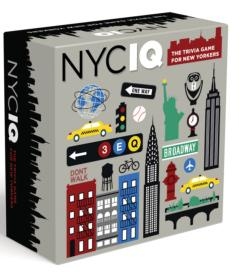NYC IQ Jigsaw Puzzle