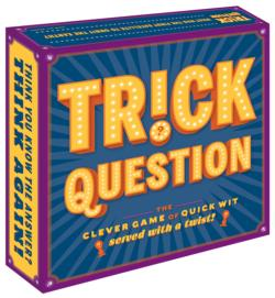 Trick Question Jigsaw Puzzle