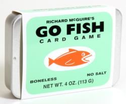 Richard McGuire's Go Fish Card Game Jigsaw Puzzle