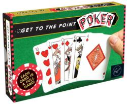 Get to the Point Poker Father's Day