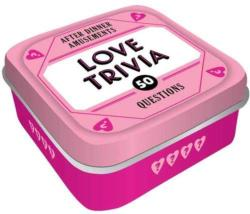 After Dinner Amusements: Love Trivia Valentine's Day