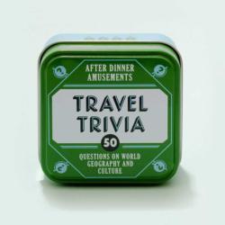 After Dinner Amusements: Travel Trivia