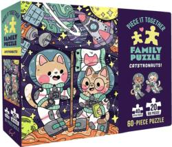 Catstronauts! Cats Family Pieces