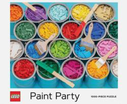 LEGO Paint Party Nostalgic / Retro Jigsaw Puzzle
