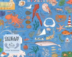 Ocean Anatomy Under The Sea Jigsaw Puzzle