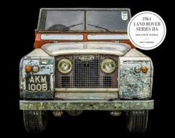 1964 Land Rover Series IIA Vehicles Jigsaw Puzzle