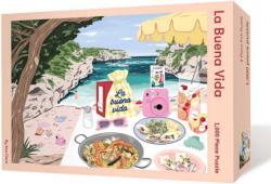 La Buena Vida Seascape / Coastal Living Jigsaw Puzzle