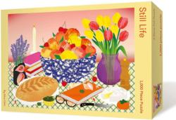 Still Life Domestic Scene Jigsaw Puzzle