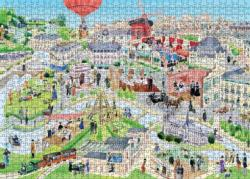 The Story of Impressionism Fine Art Jigsaw Puzzle