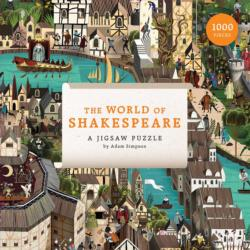 The World of Shakespeare London Jigsaw Puzzle