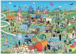 Find Andy Fine Art Jigsaw Puzzle