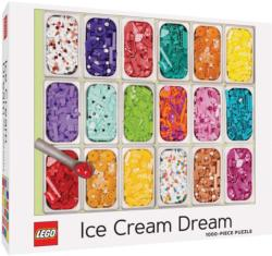 LEGO Ice Cream Dream Sweets Jigsaw Puzzle
